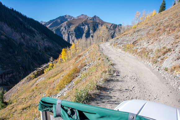 Imogene Pass Trail