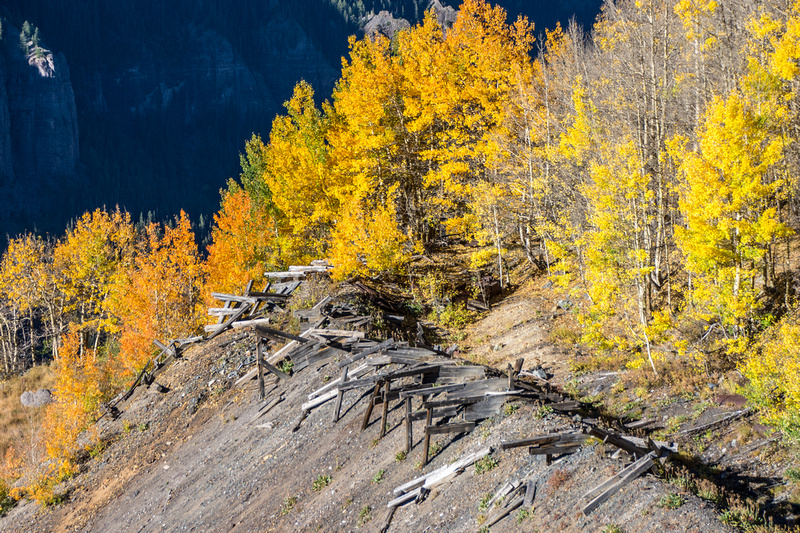 Trestle Boards and Aspens