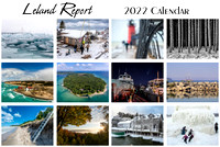 2017 Leland Report Calendar (Get one free with a book order)