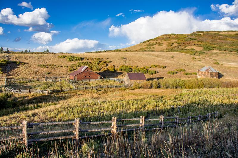 Ross Ranch from True Grit