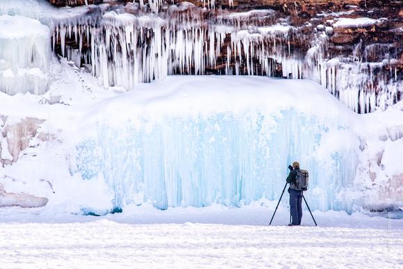 Ice Wall Photo